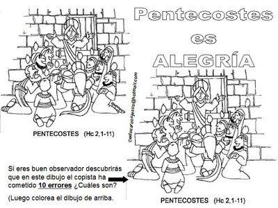 pentecostes_10errores.jpg (400×300) | CATEQUESIS | Pinterest ...