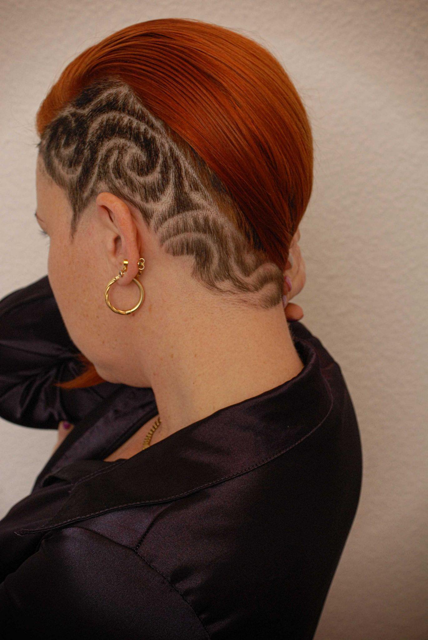 jan undercutcolor ideas pinterest undercut hair