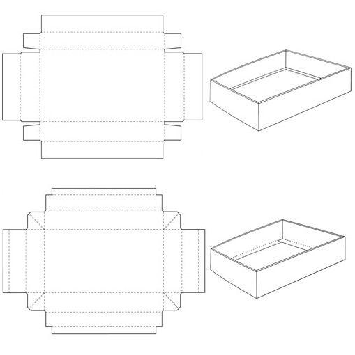 Carton Box Template Paper Box Template Box Template Box