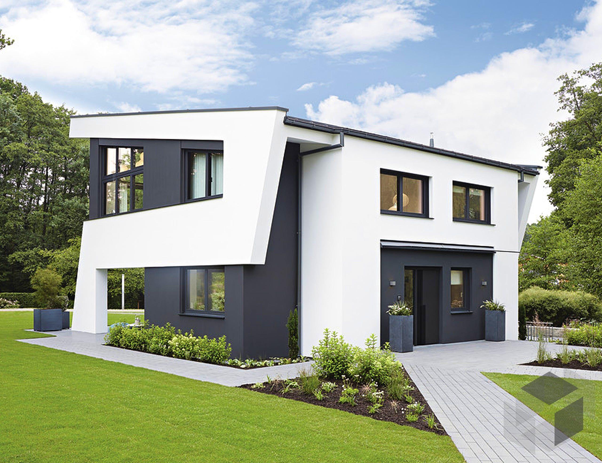 Pultdachhaus von WeberHaus Alle Infos zum Haus mit einen