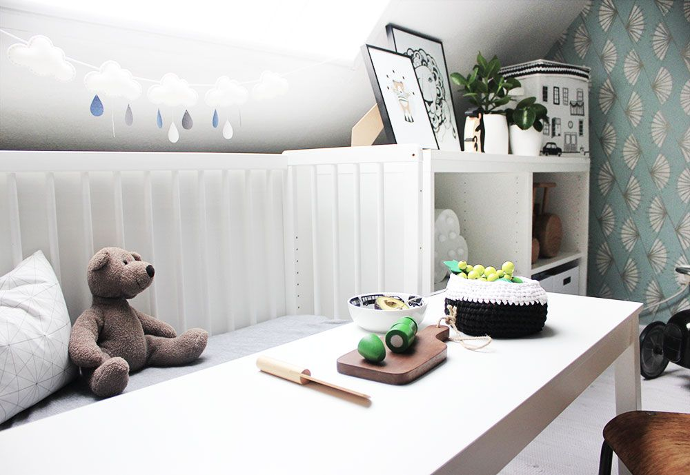 Da ist sie Söhnchens Spielecke in unserem Wohnzimmer Room - Wohnzimmer Ikea Besta