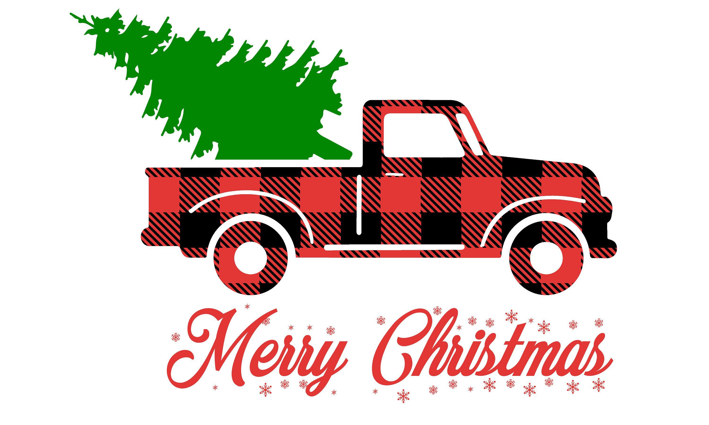 Christmas Truck Tree Svg Jpg Png Digital Download Red Etsy Christmas Truck Tree Svg Red Christmas