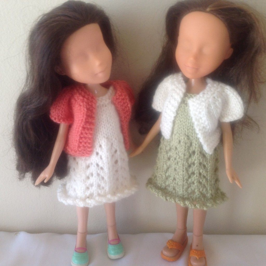 Cute patterns for Bratz doll clothes