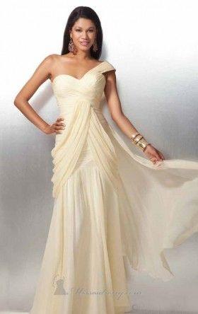 Goddess Style Evening Dresses