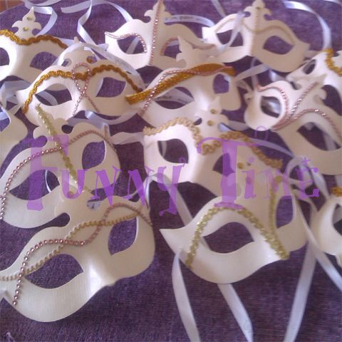 mascaras venecianas para bodas. Funny Time