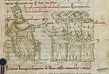 794: les seigneurs d'Austrasie veulent mettre à la place de Charlemagne son fils Pépin- PEPIN LE BOSSU, 3) CONJURATION DE PEPIN, 2: A cette époque, Charlemagne se trouve à Ratisbonne, en Bavière. Le projet des conspirateurs est de mettre Pépin le Bossu sur le trône où il serait un roi plus affable (et plus facilement manipulable), et pour cela ils prévoient d'assassiner Charlemagne, son épouse à cette date FASTRADE DE FRANCONIE, ainsi que les 3 fils d'HILDEGARDE.