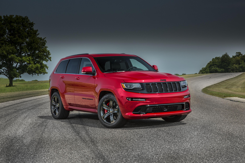2015 Jeep Grand Cherokee Srt Is No Hellcat