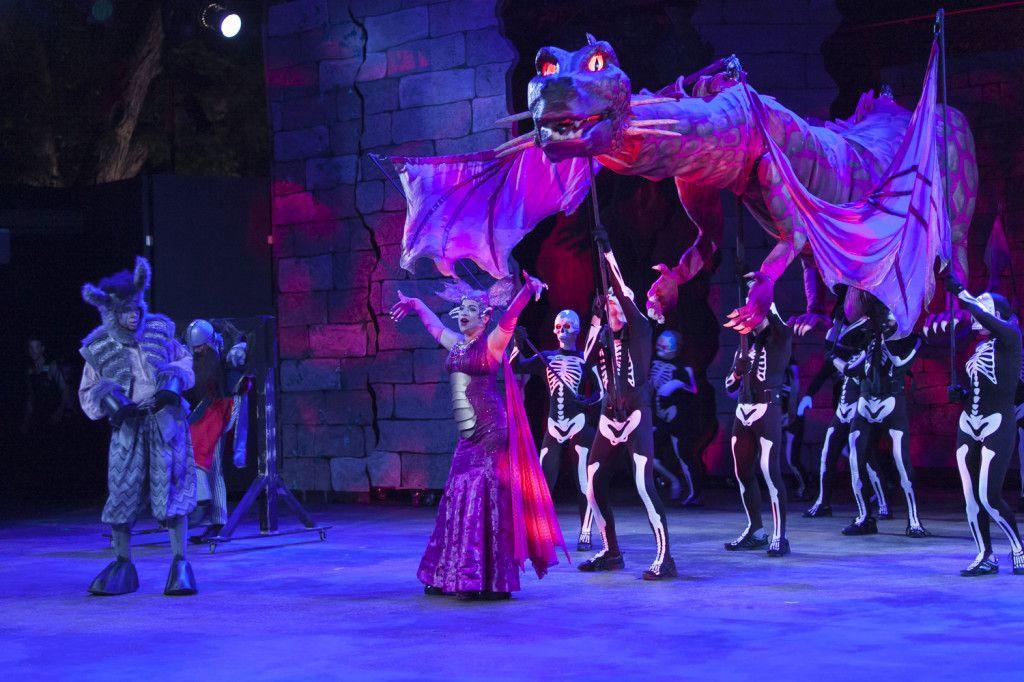 Souvisejici Obrazek Shrek Musicals Dragon S Keep