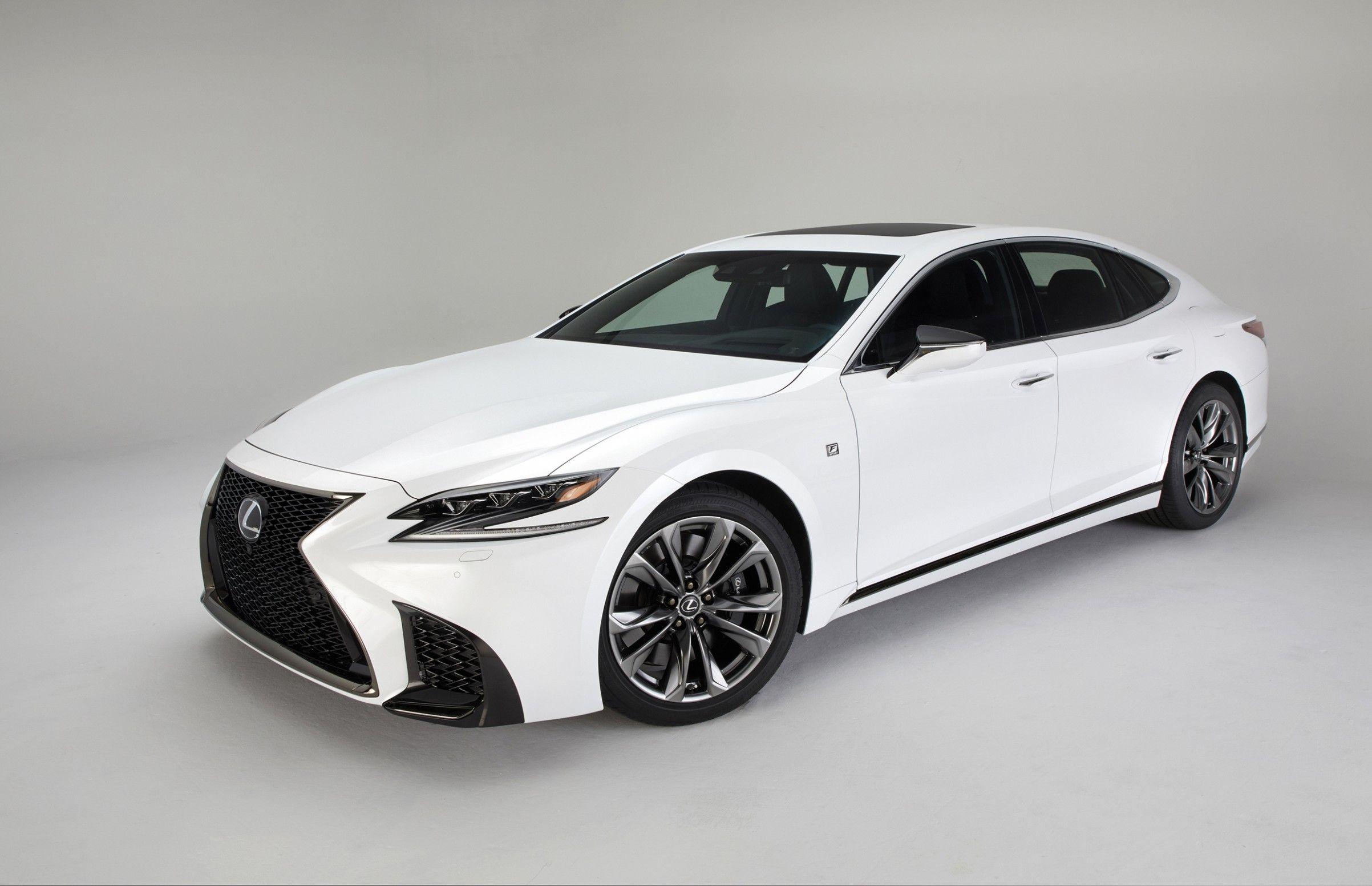 2020 Lexus Ls Reviews In 2020 Lexus Ls New Lexus Lexus Cars