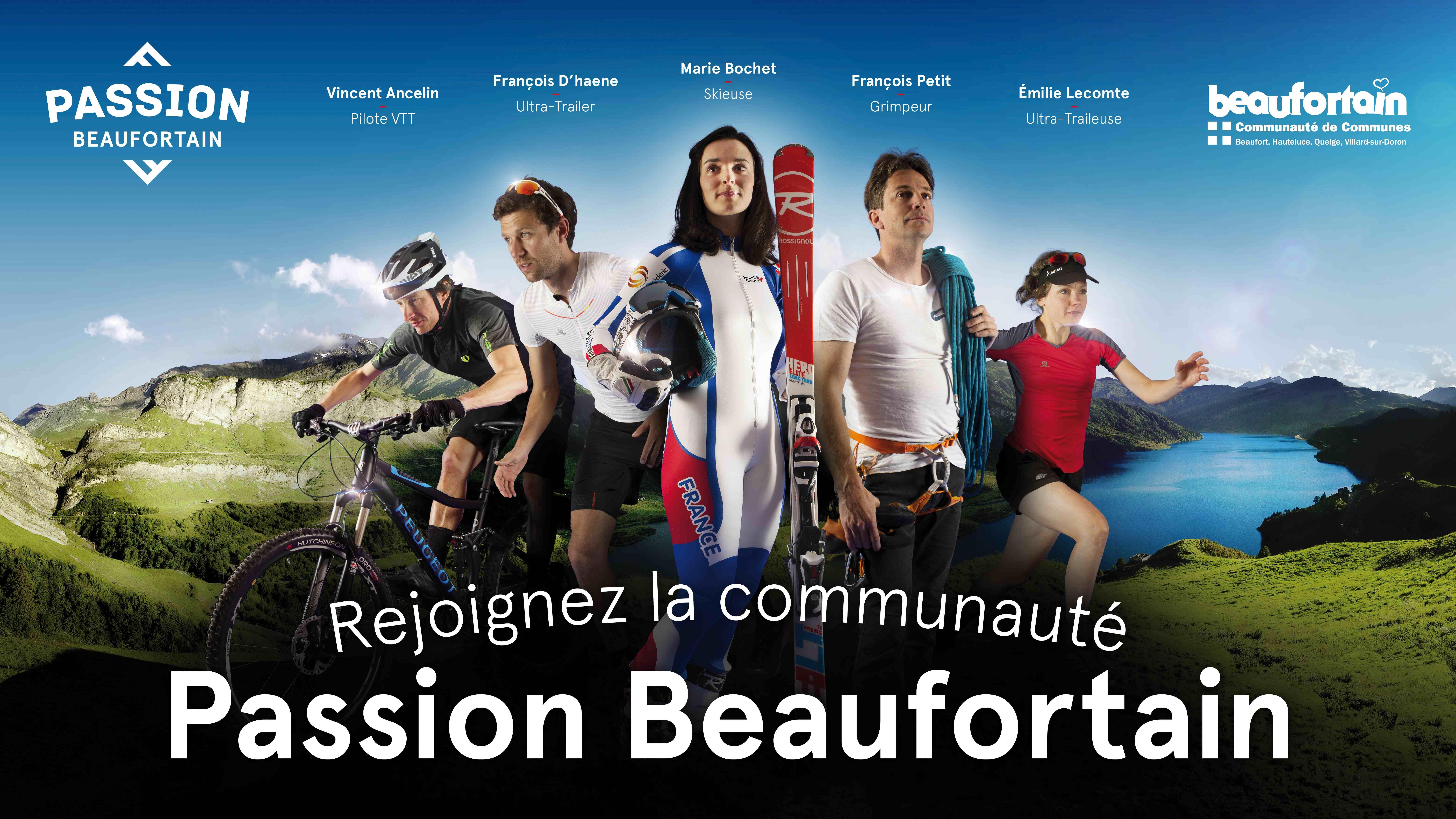 Cet été, suivez nos 5 ambassadeurs à la découverte du Beaufortain !