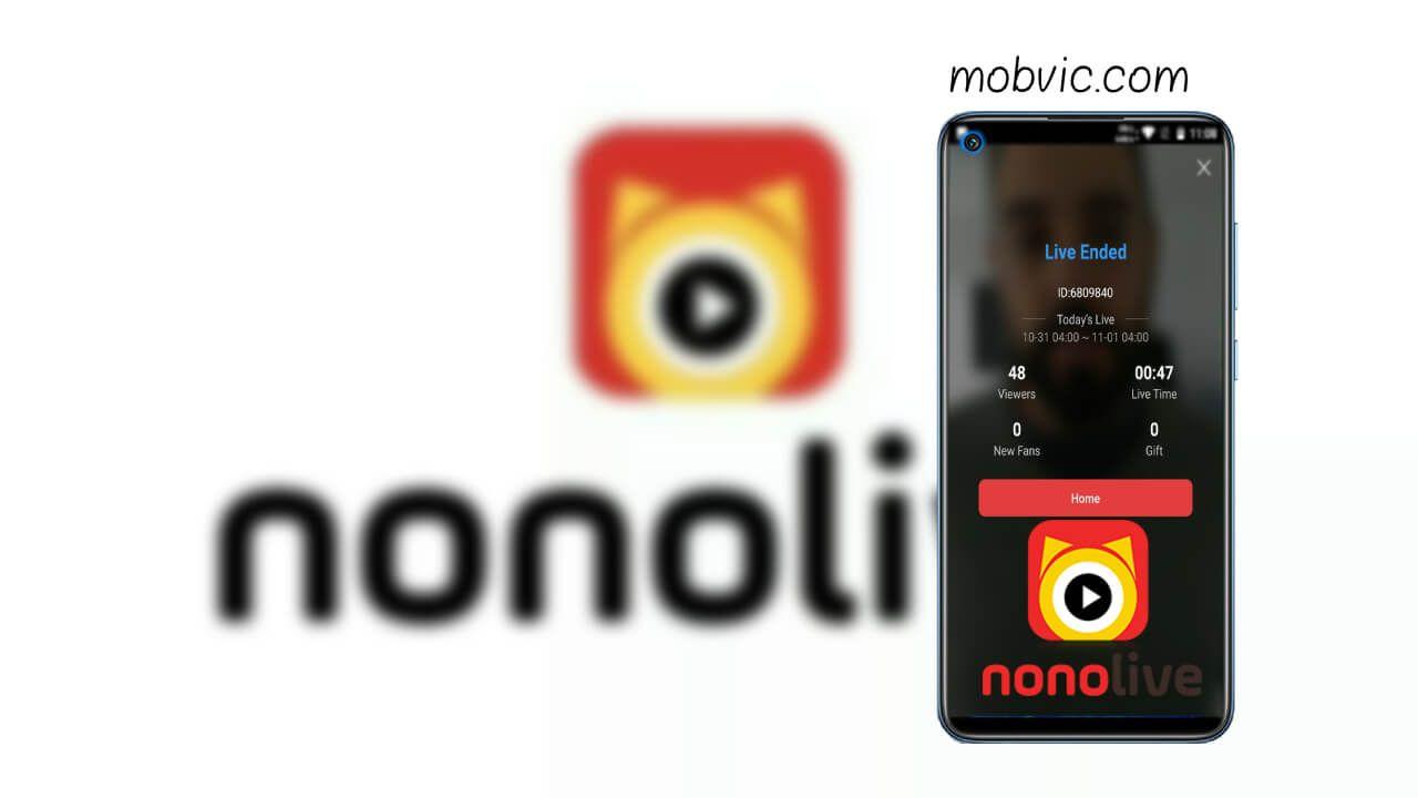 تحميل تطبيق نونو لايف مجانا Nonolive 2020 بث مباشر للالعاب Mp3 Player Phone Electronic Products