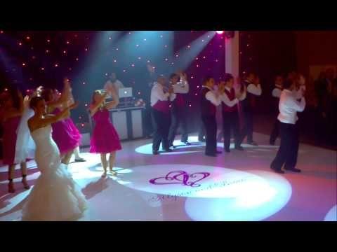 Best Wedding Party Dance Entrance Ever