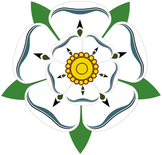 The Secret Symbols Of The Jacobites Yorkshire Rose Yorkshire Day Yorkshire
