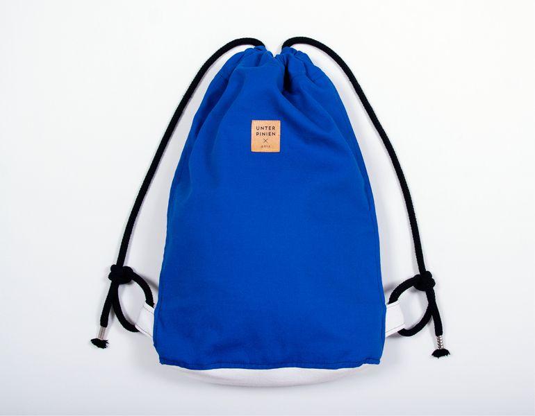 Blueberry Backpack von UNTER PINIEN WERKSTATT auf DaWanda.com
