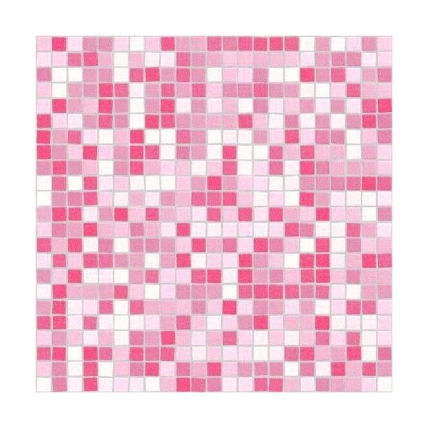 Seamless Pink Mosaic Tile Background Pattern Liked On Polyvore Featuring Backgrounds Patterns Wallpaper Fillers Effects
