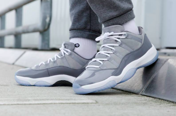 f724deb9313 Are You Buying The Air Jordan 11 Low Cool Grey This Weekend  The Air Jordan