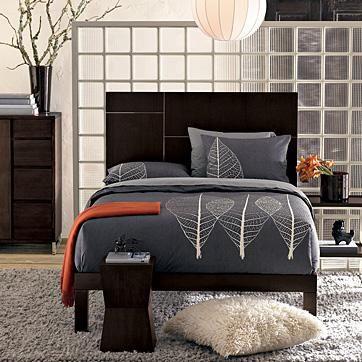 metal inlay headboard | Bedroom Redesign | Home bedroom ...