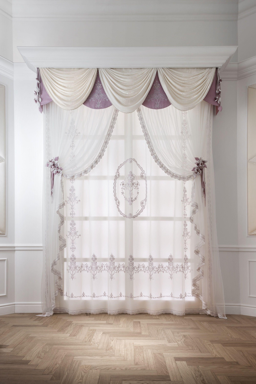 Sofia tenda - Chicca Orlando - Italian Craftmanship - Luxury texile ...