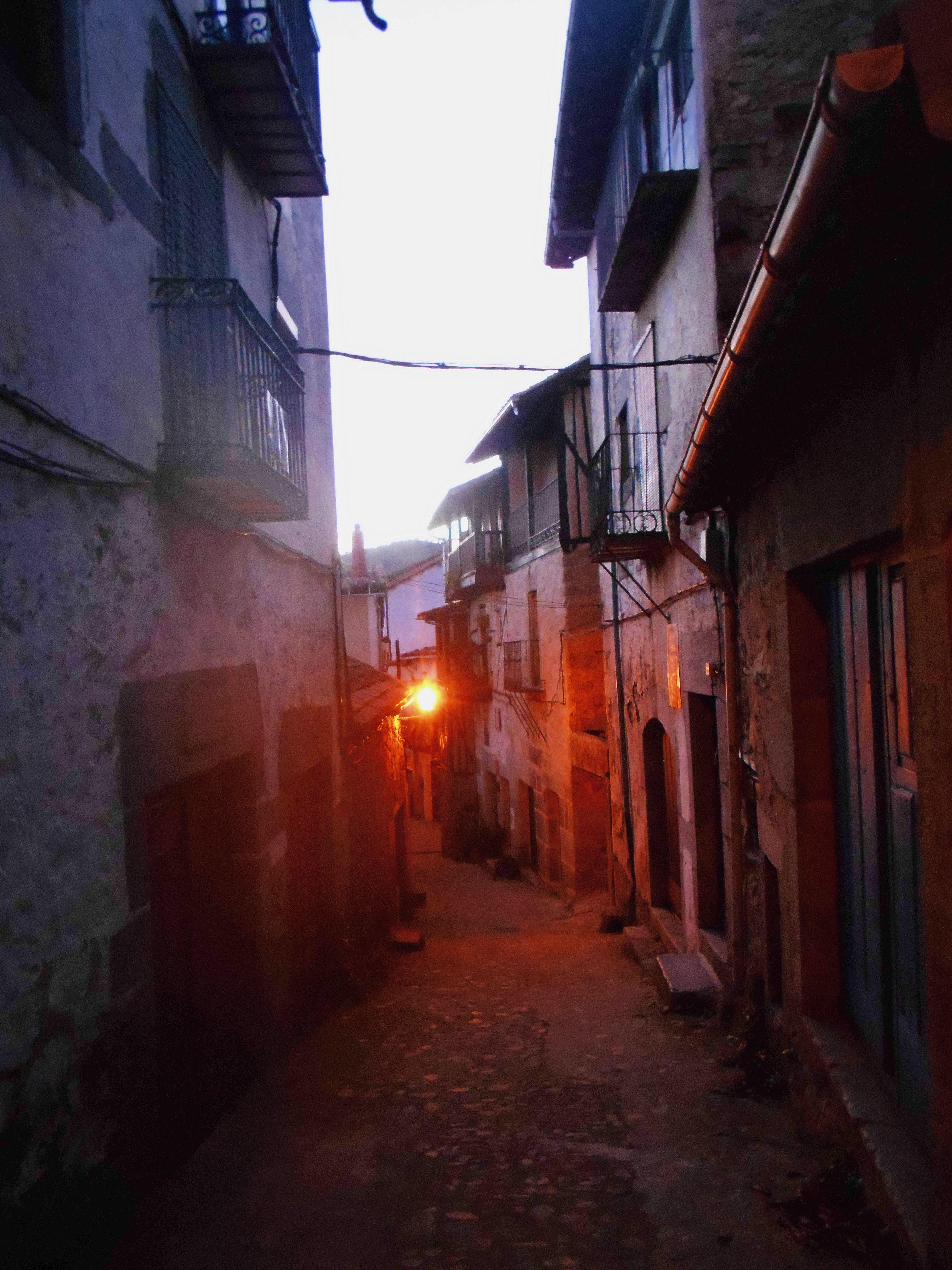 Calle del Peso. Mogarraz