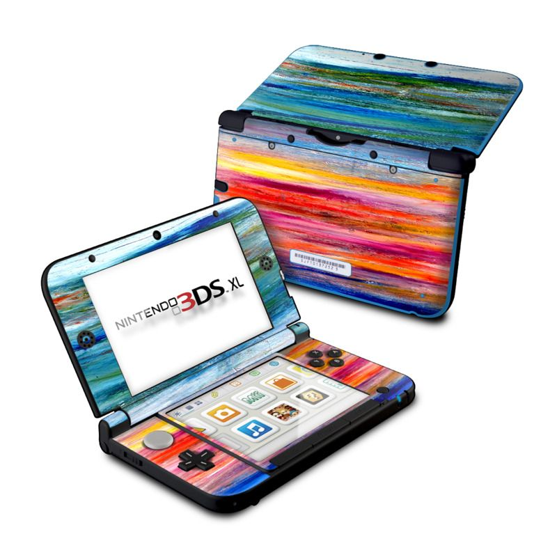 Nintendo 3ds Xl Skin Waterfall Gaming Pinterest Consolas And