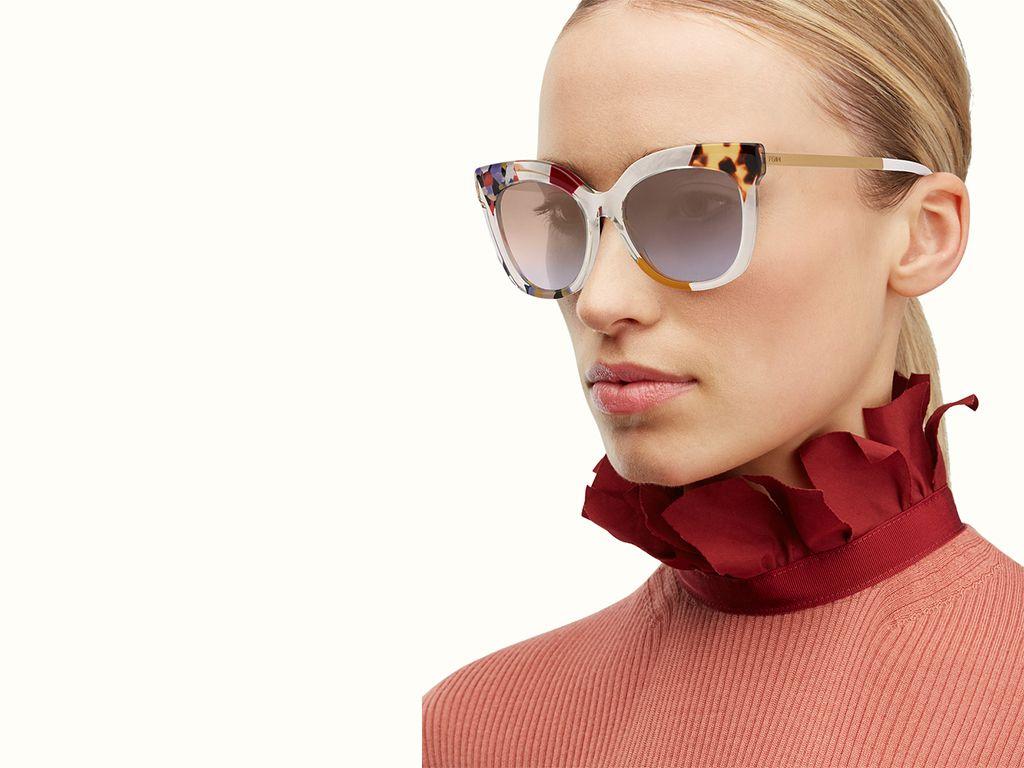 2747c3af2e Así luce la nueva colección Primavera/Verano 2016 de la firma italiana Fendi