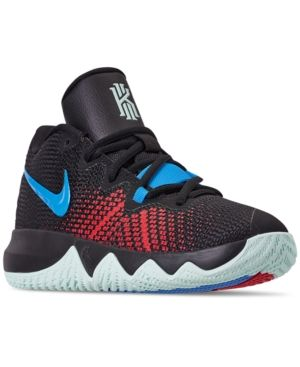 234a1ce50848 Nike Boys  Kyrie Flytrap Basketball Sneakers from Finish Line - Black 5