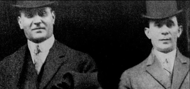 Isaac Harris and Max Blanck were the two owners of Triangle factory who were accused of