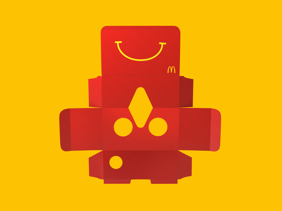 Mcdonald S Is Transforming Happy Meal Boxes Into Vr Headsets Happy Meal Box Mcdonalds Happy Meal Toys