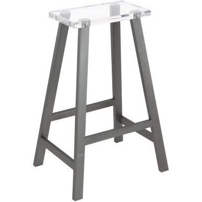 Bar Stool Acrylic With Images Classic Bar Stools