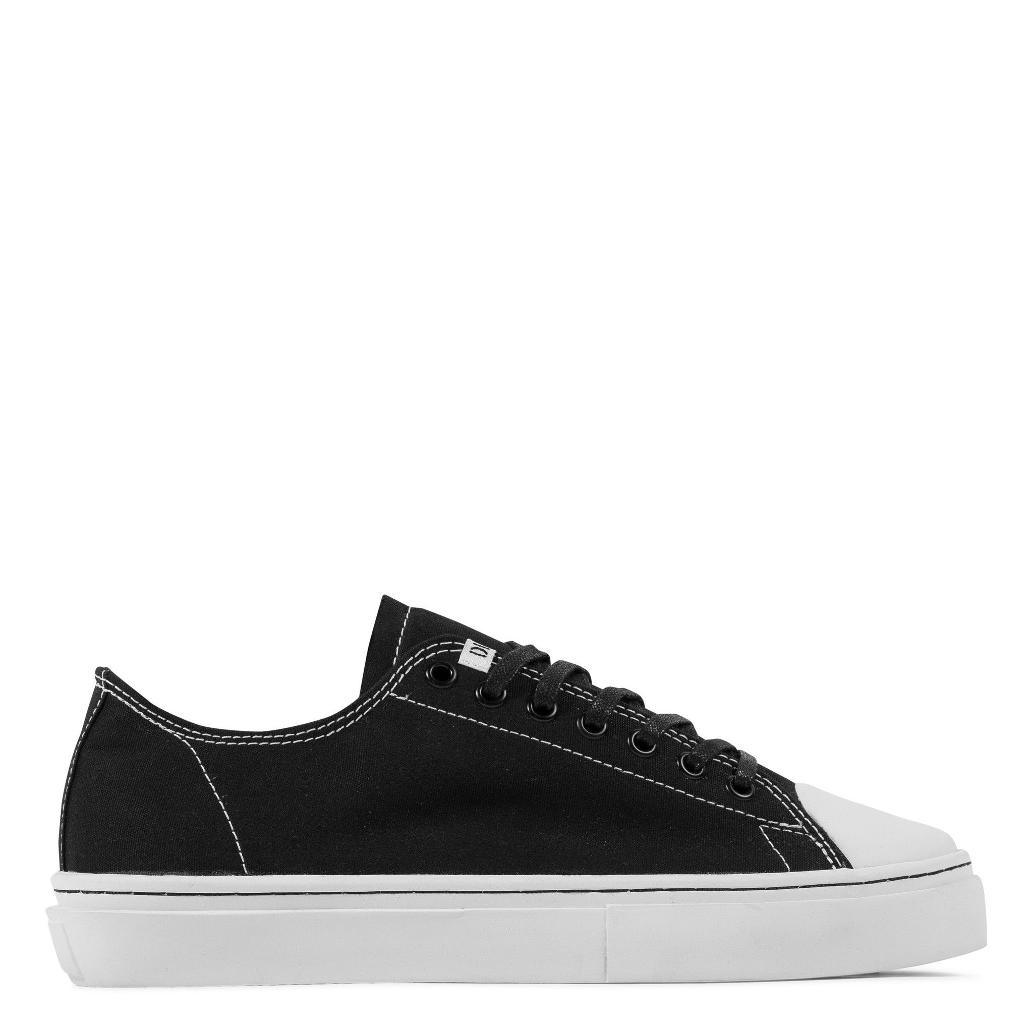 CLEAR WEATHER SIERKS LOW in Black. #clearweather #shoes #all