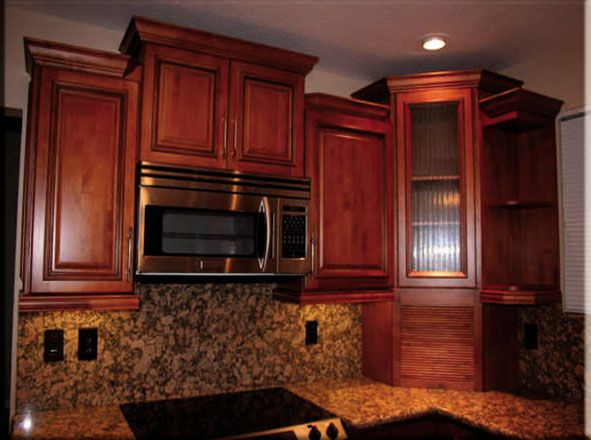 kitchen cabinet light rail molding - Google Search | Kitchen Remodel ...