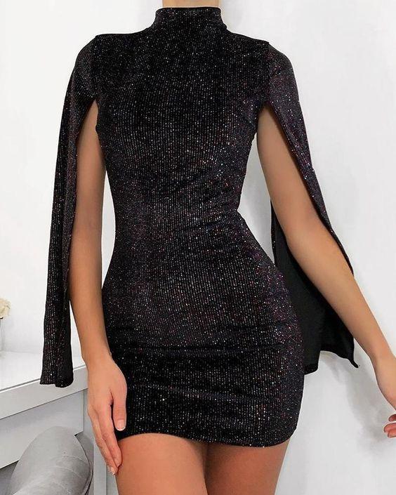 Мини-платья на выпускной 2020: самые модные и актуальные фасоны