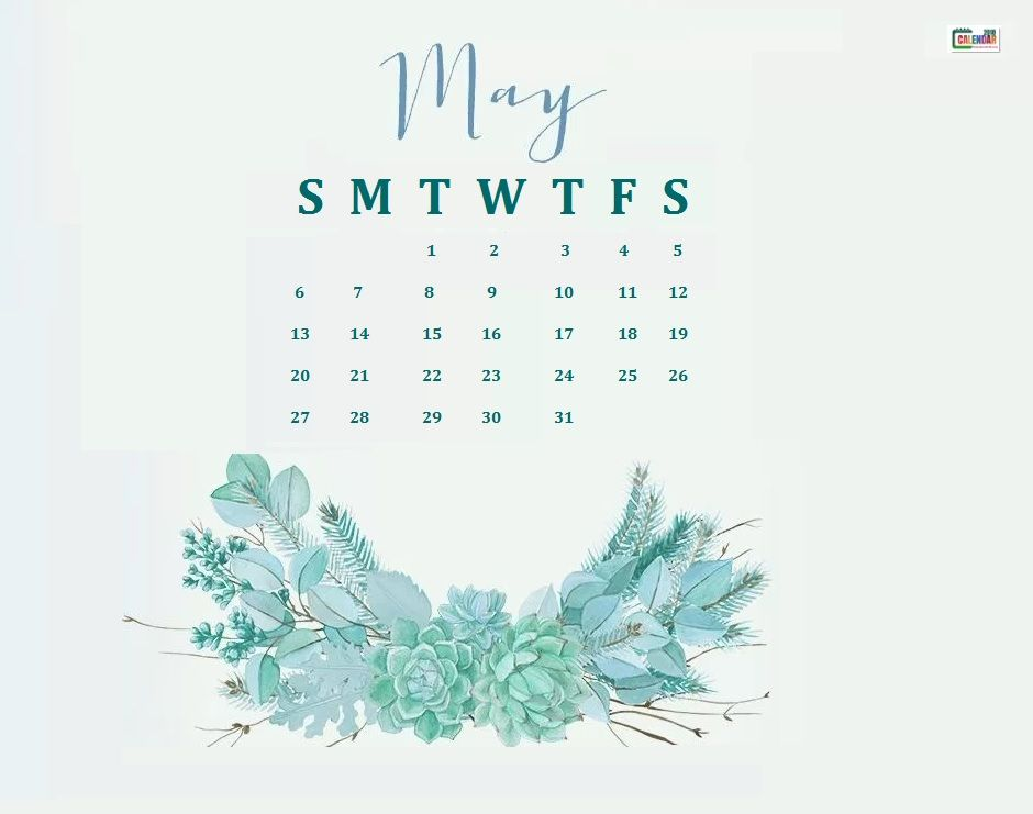 May 2018 Calendar Wallpaper Download | Calendar 2018 ...