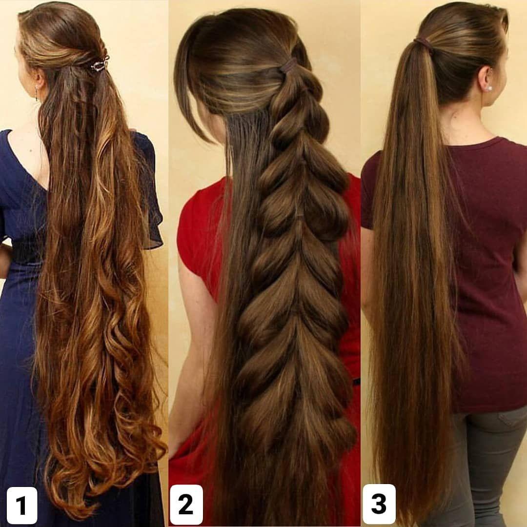 Sexiest Hair Sexiesthair Instagram Photos And Videos Model Hair Long Hair Styles Hair Styles