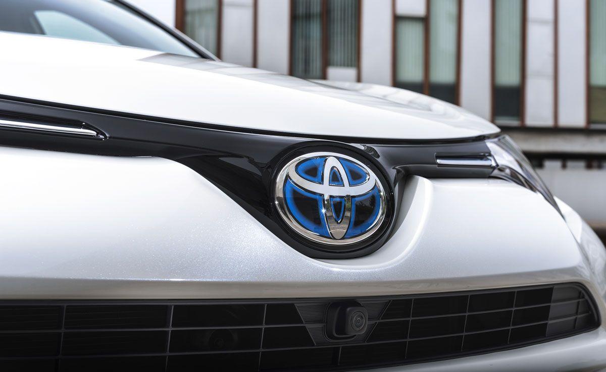 New RAV4 arrives in the UK Toyota, Toyota rav4 hybrid