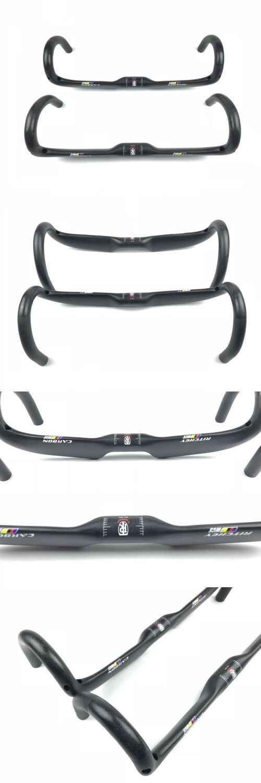 NEW Ritchey WCS Full Carbon 3K  Road Bike Carbon Handlebar-Drop Bar 31.8mm