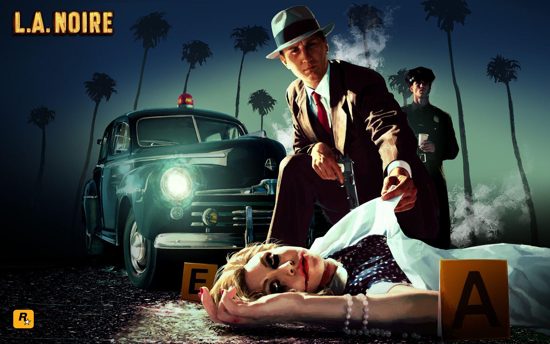 Top 5 Games Like L.A. Noire