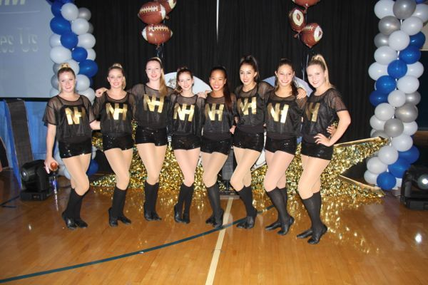 NHHS Varsity Dance Team | Cheerleading dance, Dance teams