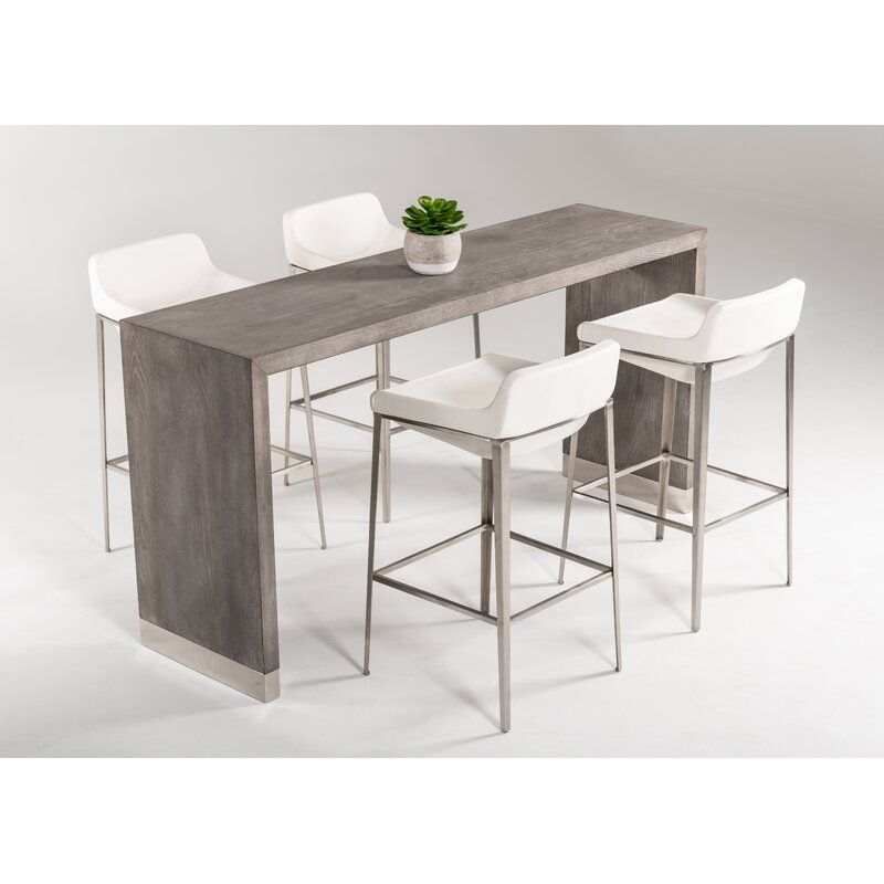 Belafonte Dining Table Counter Height Dining Table Dining Table In Kitchen Dining Table What is counter height table