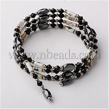 Dual Use Items Magnetic Hemae Wrap Bracelets Necklaces