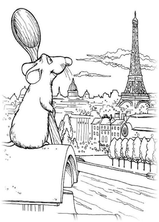 Ausmalbilder Fur Kinder Ratatouille 10 Ausmalbilder Disney Kunst Disney Zeichnungen