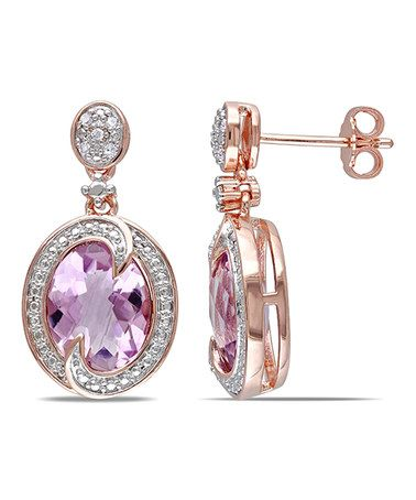 article rose de earrings gemporia chart us amethyst hub en france gemology