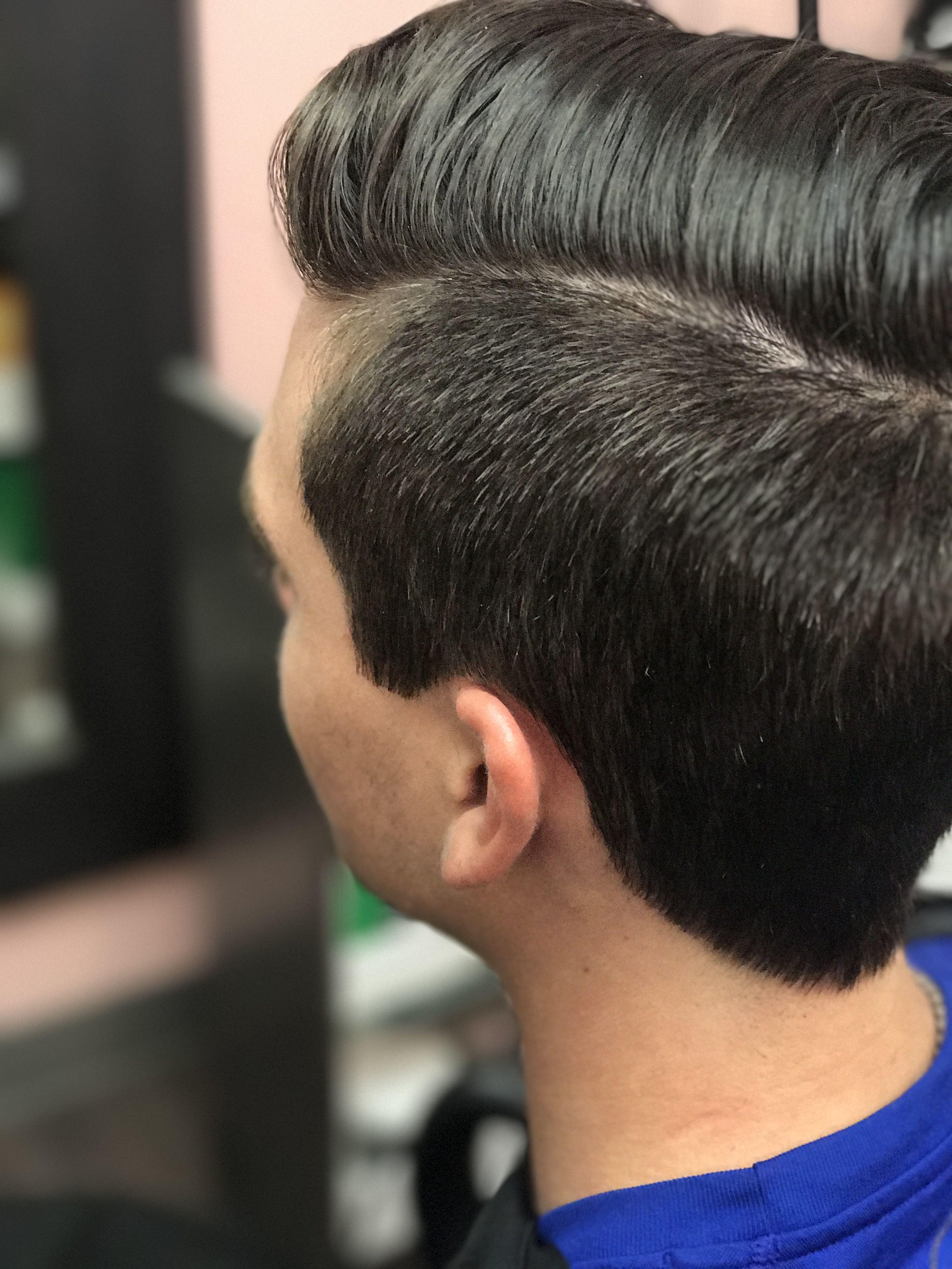 Mens Haircut St Louis Mo Patricia Elaine Salon Studio