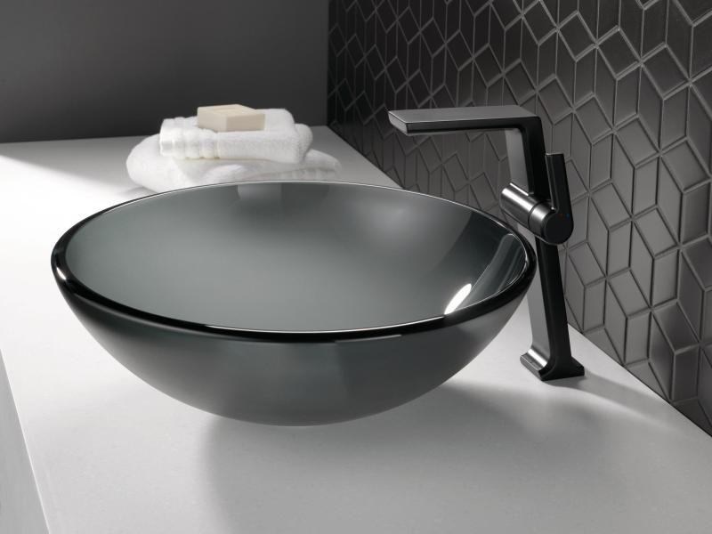 Delta Pivotal Modern Faucet Modern Bathroom Faucets Modern Farmhouse Bathroom
