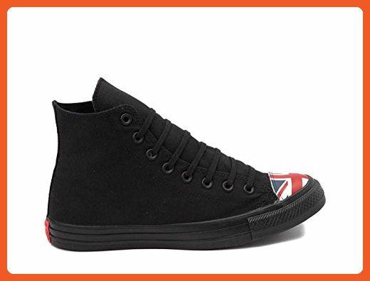 f5f86d126b92 Converse Unisex Chuck Taylor All Star Hi Black Navy R Basketball Shoe 4.5 Men  US   6.5 Women US - Athletic shoes for women ( Amazon Partner-Link)