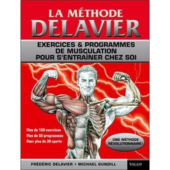 La methode delavier de musculation | Musculation chez soi ...