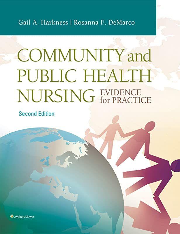Pdf Free Community And Public Health Nursing Evidence For