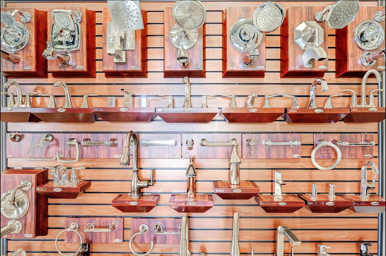 Bath Fixtures.jpg | Showroom design, Bath fixtures, Home photo