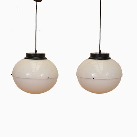 Italienische Modell 4022 Deckenlampen von Luigi Bandini Buti für - deckenlampen für badezimmer
