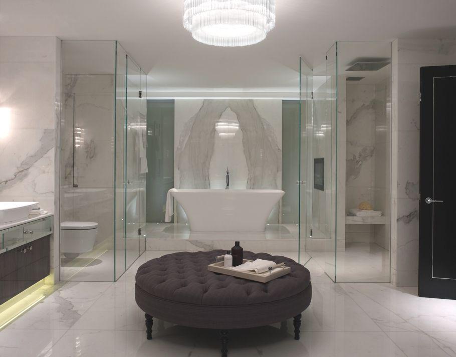 Bathroom Luxury London Apartment Design Inspiration 4 Home Pinterest Me Gustas